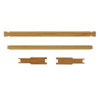 Рамки для ульев с латунными втулками 145 рамка, надставка, полурамка