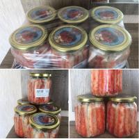 Мясо камчатского краба/Первая фаланга
