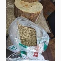 Древесные пеллеты Сосна (А1) 6мм и 8мм
