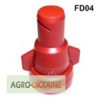 Дефлекторный распылитель КАС Lechler FD (Германия)