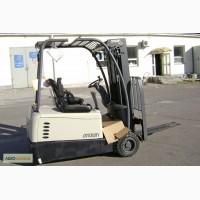 Продам вилочный погрузчик с электродвигателем Crown SC5360-2, 0 Акция Рассрочка