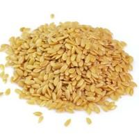 Продам льон золотистий 99, 9%