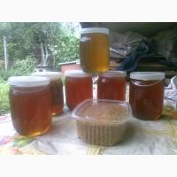 Мед, мёд, пилок, прополіс