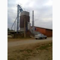 Продам зерносушилку 5 т/ч на твердом топливе
