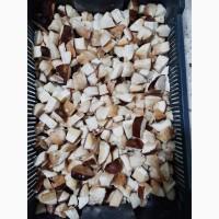 Продам заморожений білий гриб ( кубик). Оптом