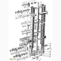 Подъемное устройство на Н=2800 (погрузчики ДВ 1784, ДВ 1786, ДВ 1788, ДВ 1792)