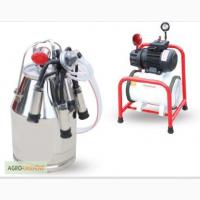 Доильный аппарат для коров с попарным пульсатором и коллектором. Турция