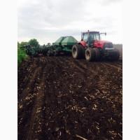 Послуги посів зернові соя соняшник кукурудза