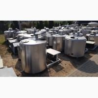 Охладитель молока Б/У 500, 1000 литров ALFA LAVAL, FRIGOMILK, Serap, Delaval