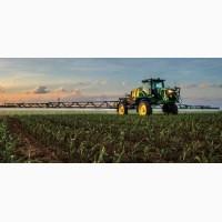 Предоставляем услуги по опрыскиванию полей, внесению пестицидов, гербицидов, десикация