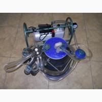 Доїльний апарат напівпрофесійної серії, масляний, гарантія 12 м