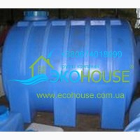 Пластмассовые полиэтиленовые емкости и баки пищевые для воды