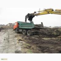 Чернозем в Киеве, Доставка чернозема цена