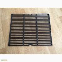 Чугунная решетка гриль для барбекю и мангала. Размеры 48 см х 40 см