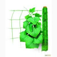Сетка для поддержки вьющихся растений, сетка шпалерная