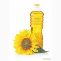На експорт соняшникова олія рафінована 1 л