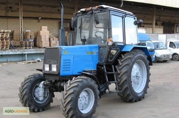 Купить новый трактор МТЗ Беларус в Москве – ООО «Доминант.