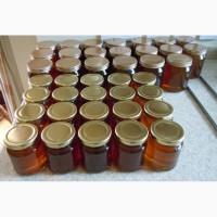Продам мёд из собственной пасеки (урожай 2017)