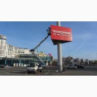 Услуги автовышек в Одессе высотой от 14 до 28 метров