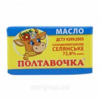 Масло Полтавочка 72, 8%