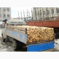 Дрова плотно уложены с доставкой Ирпень Киеву и Киевской области