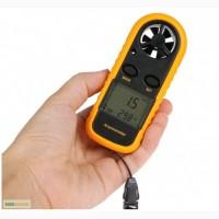 Цифровой анемометр GM-816 ( TAM816 Mini ) ( 0, 7 - 30 м/с )