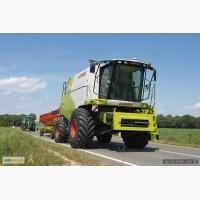 Уборка урожая комбайнами по Украине обработка земли услуги севалки