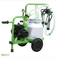 Доильный аппарат для коров с попарным пульсатором. Турция