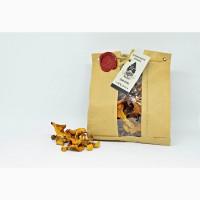 Сушені лисички (пакунок 100 грамів)