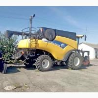 Комбайн зерновий New Holland CR9080