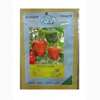 Redwonder f1 красный кубовидный сладкий перец (60 - 70 дней) 1500семян