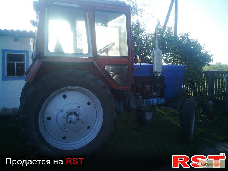 Трактор мтз 82 1994 года в городе Омске. Цена 175 рублей