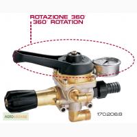 Регулятор (распределитель) для садового вентиляторного опрыскивателя. Италия