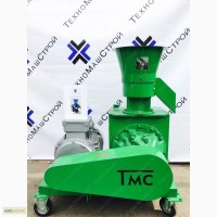 Гранулятор GRAND-200 Green Eko(комбикорма пеллеты 500 кг/час)