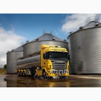 Перевозка жидких азотных удобрений КАС