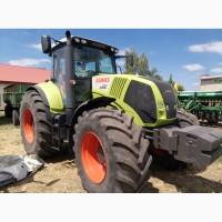 Продам колесный трактор claas axion 850