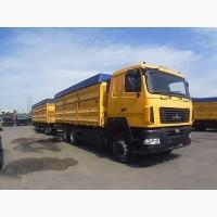 Продажа новых самосвалов-зерновозов МАЗ-6501С9-8526-000