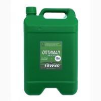 Минеральное масло 15w40 дизель, 10л