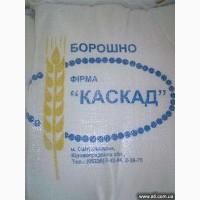 Мука в/с в мешках по 50 кг, 25 кг, 10 кг, 5 кг с доставкой по Киеву