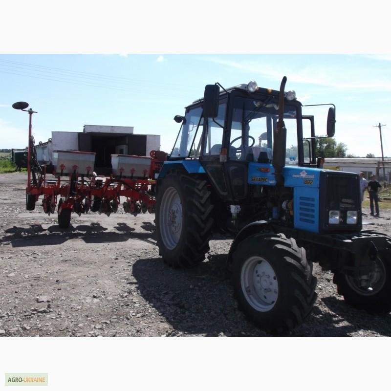 6.5. Прицепное устройство тракторов мтз-80 и мтз-82: