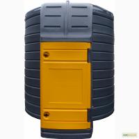 Мобильная мини АЗС Swimer 10000 л резервуар емкость для дизельного топлива, ДТ, ГСМ