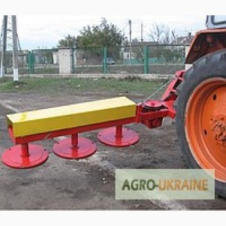 Косилка трехроторная КТР-1.8 +кардан.Украина