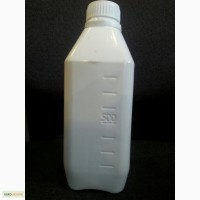 Бутылка 1 литр б/у для агресивных сред