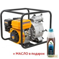 Мотопомпа Sadko WP-80Т (45 м.куб/час, для грязной воды)