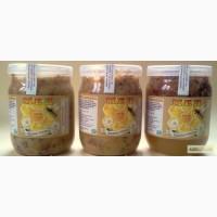Забрус.Забрус пчелиный разнотравье 0, 5 литра