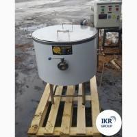 Пастеризатор молока з нержавейки 100 литров Украина