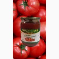 Паста томатная, паста томатна 0, 5л