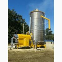Мобильная зерносушилка Mecmar S55