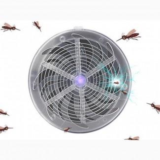 Прибор для уничтожения насекомых Solar Buzzkill, ловушка для насекомых, Отпугиватель