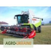 Услуги уборки комбайнами пшеницы сои подсолнечника по Украине
